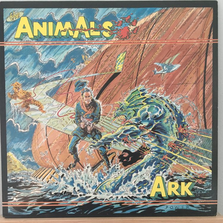 Animals Ark front cover