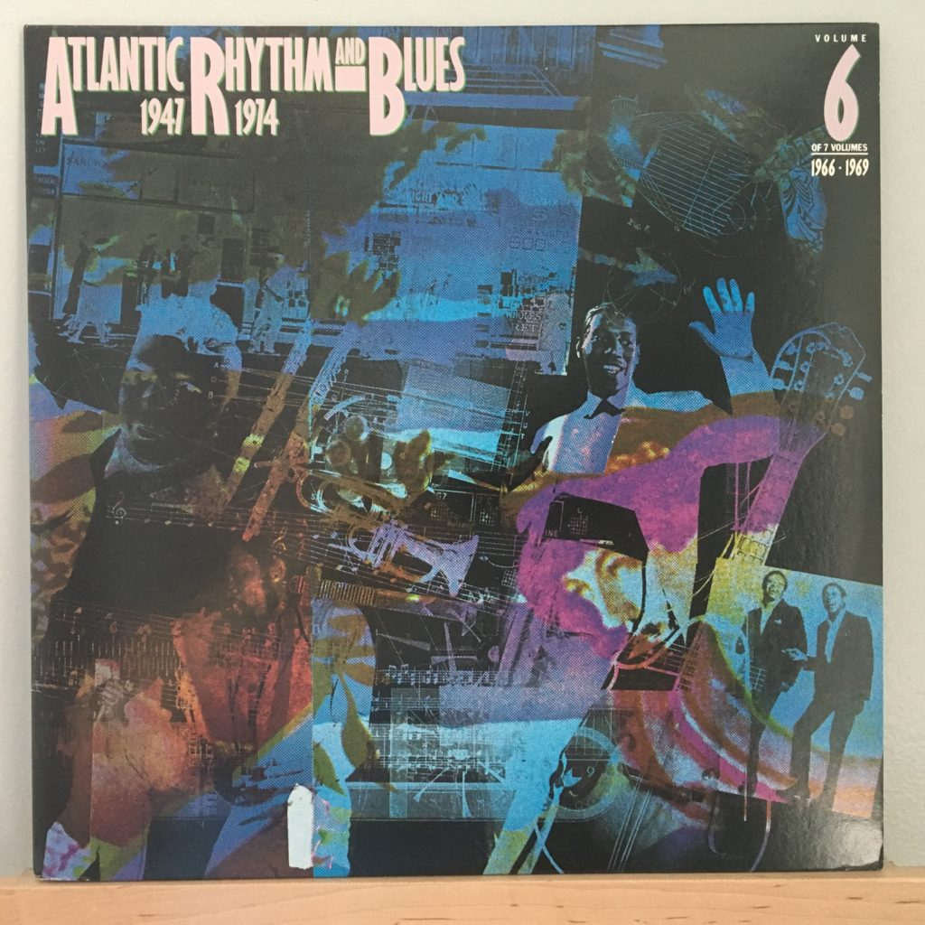 Atlantic R&B front cover