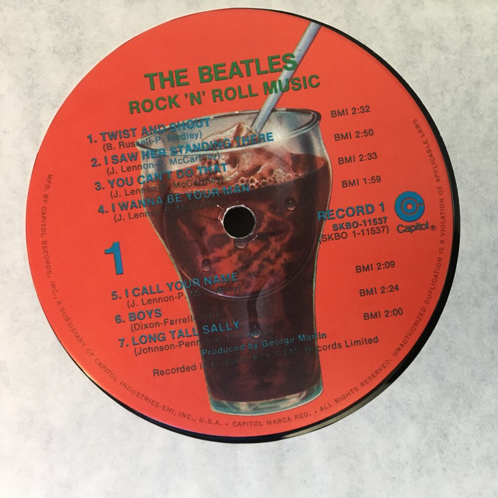Rock 'n' Roll music label