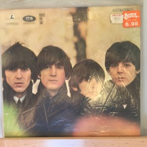 Beatles For Sale with Record Theatre label