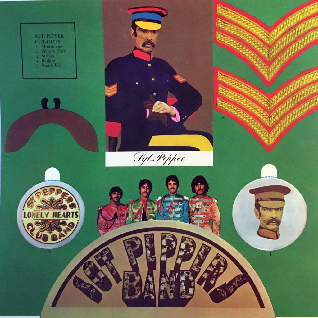 Sgt Peppers Insert