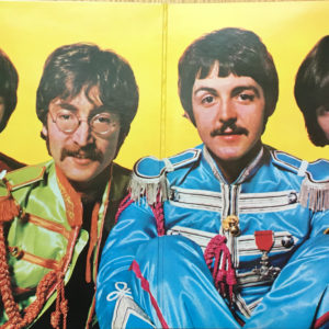 Sgt Peppers gatefold