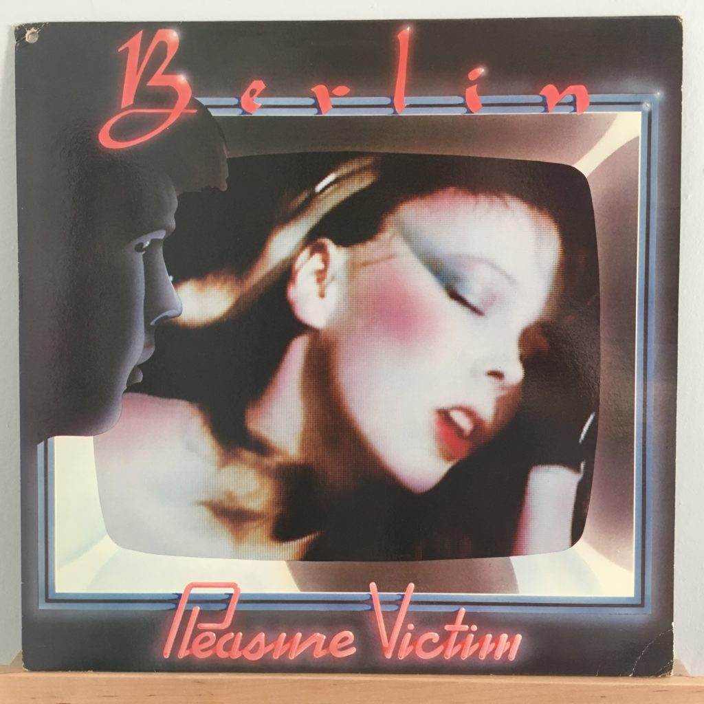 Pleasure Victim front cover