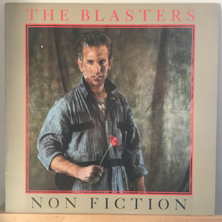 Blasters Non-Fiction front cover