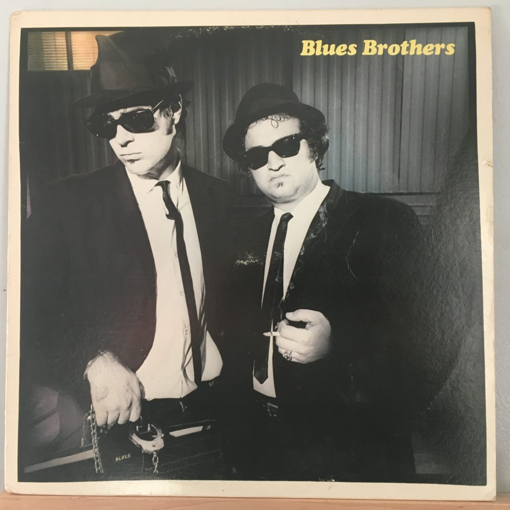Briefcase Full of Blues front cover