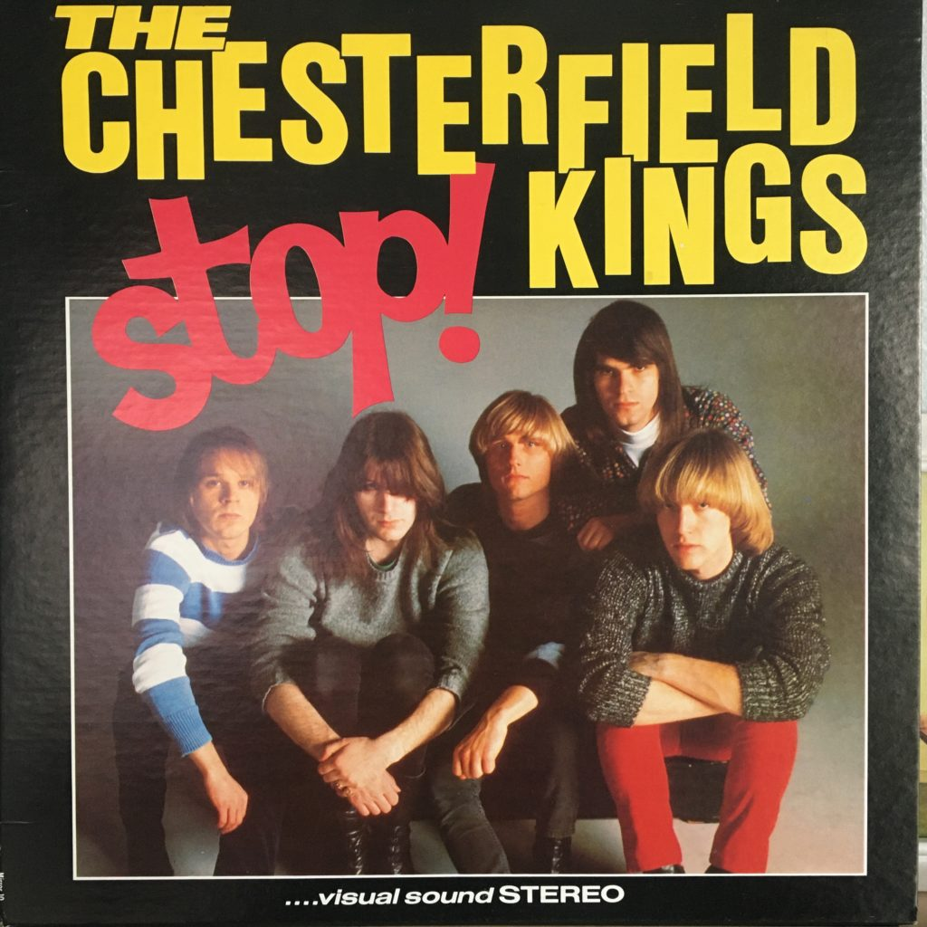The Chesterfield Kings - Stop!