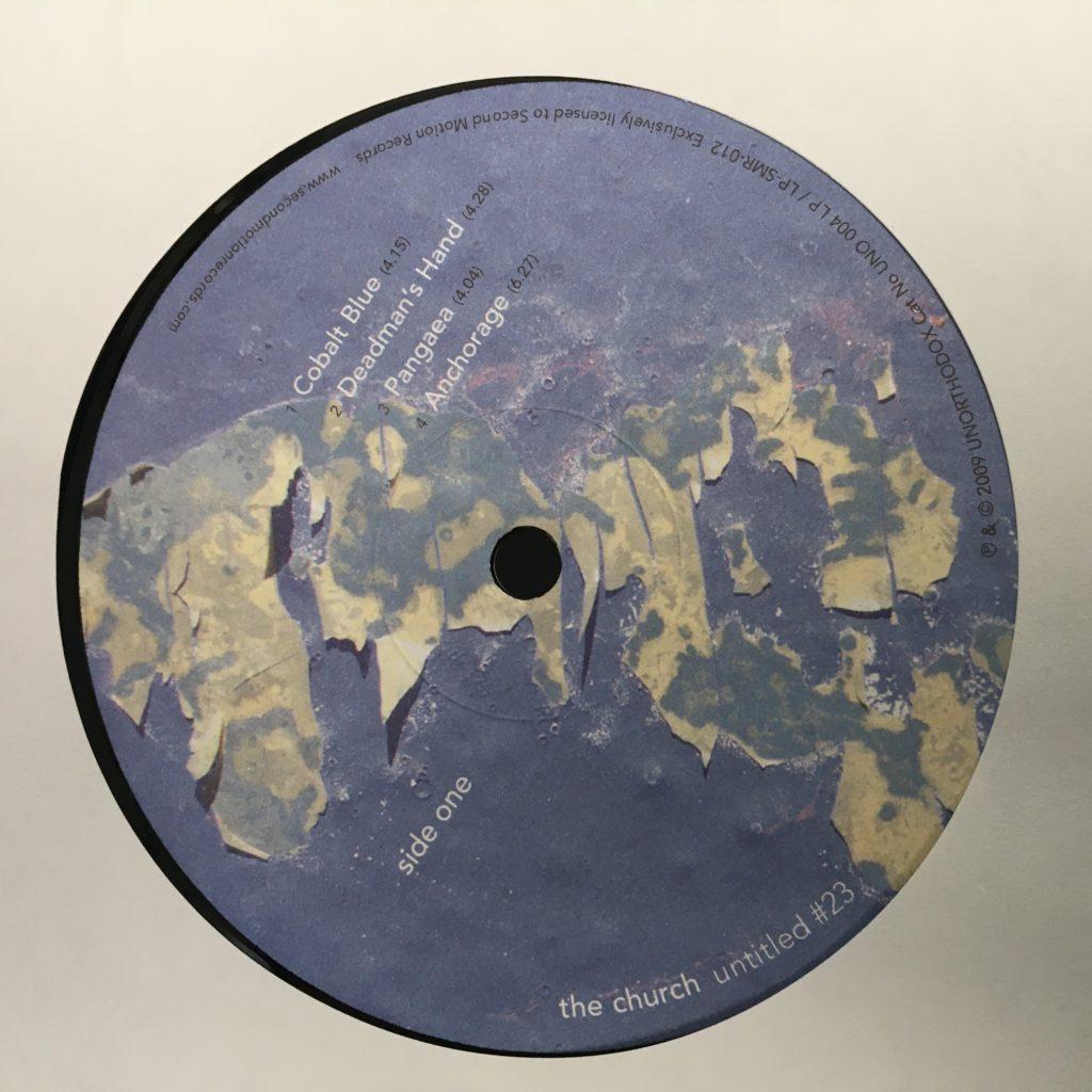 Untitled #23 label