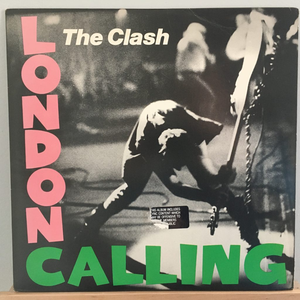 London Calling front cover