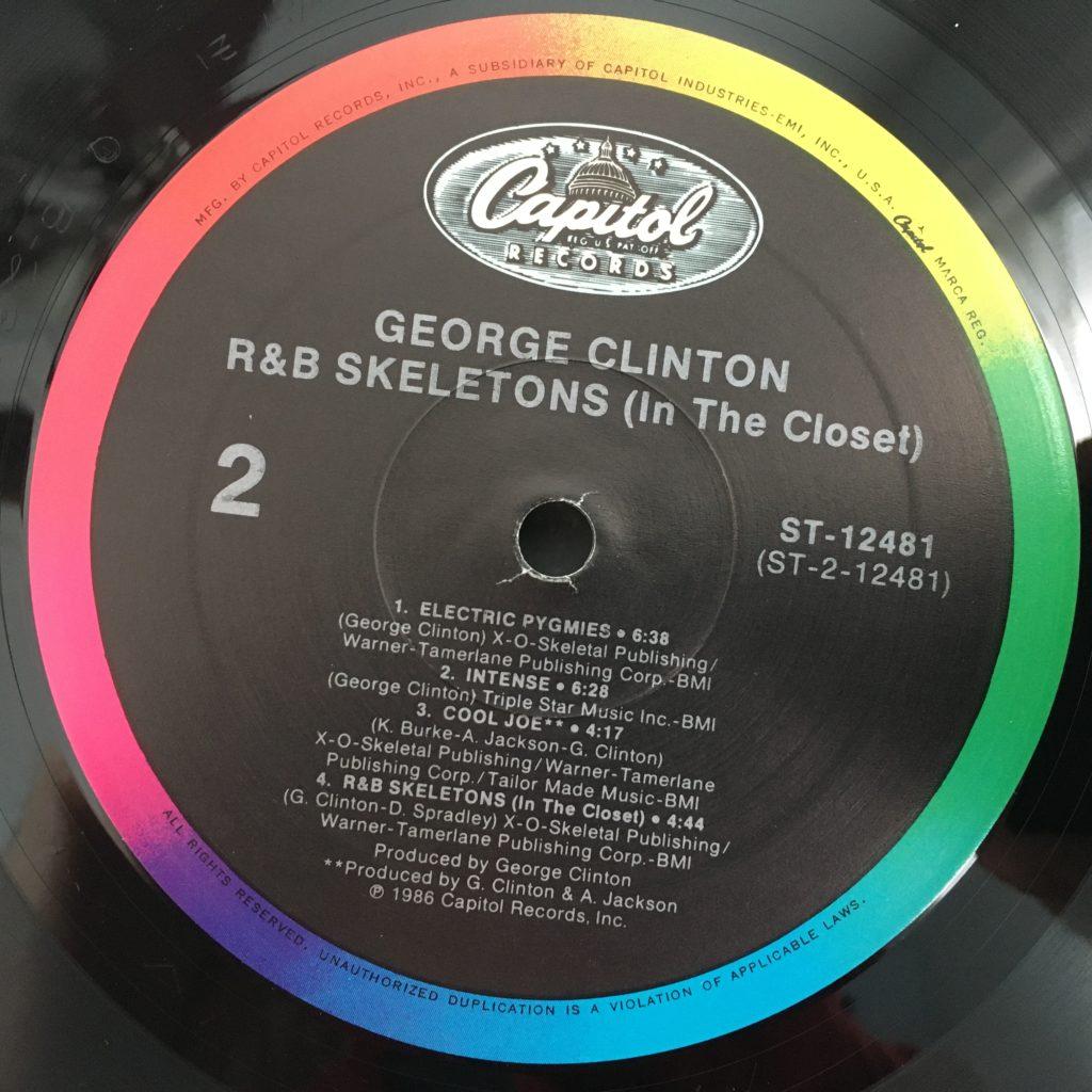 R&B skeletons label