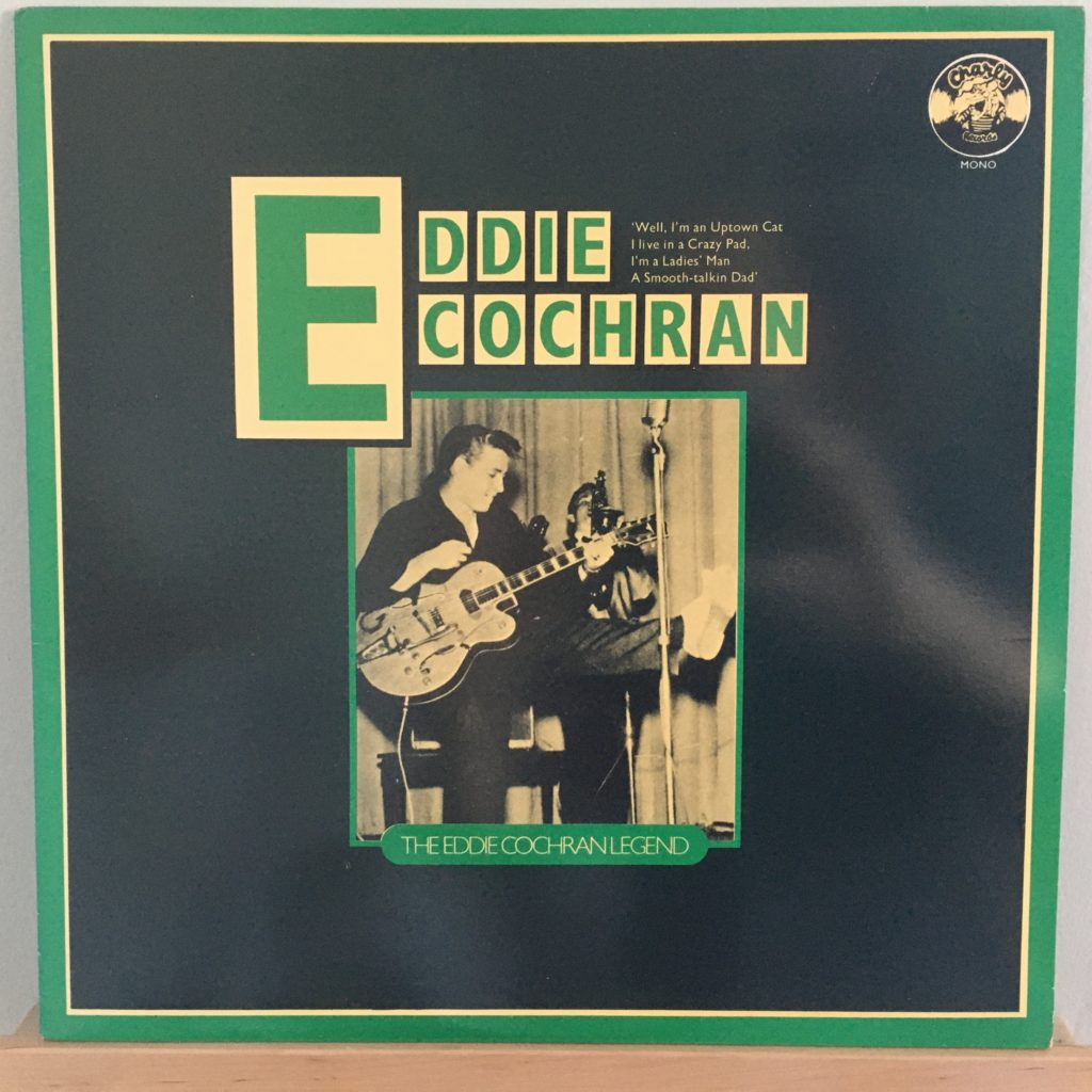 The Eddie Cochran Legend