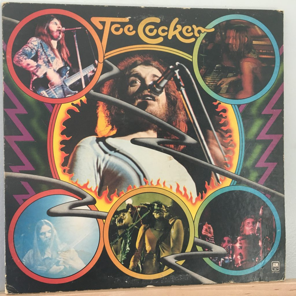 Joe Cocker front cover