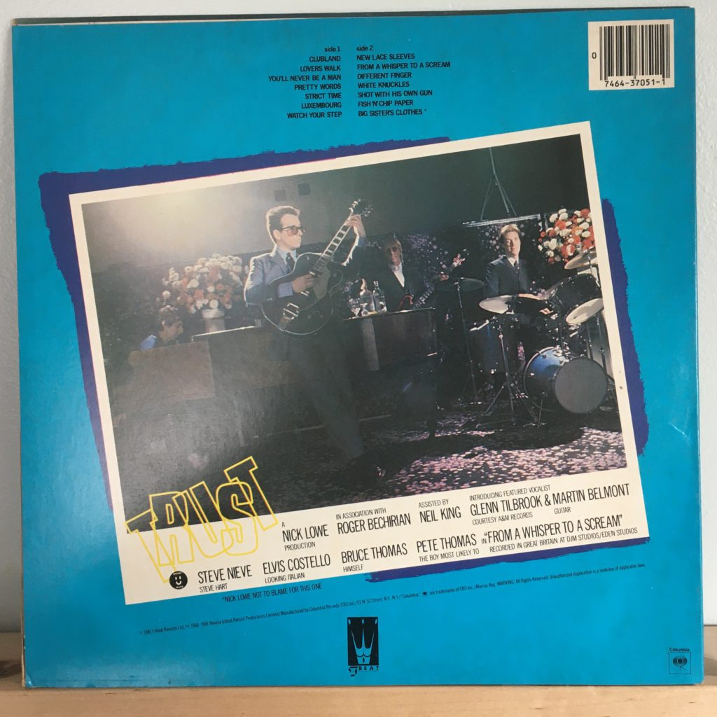 Trust back cover