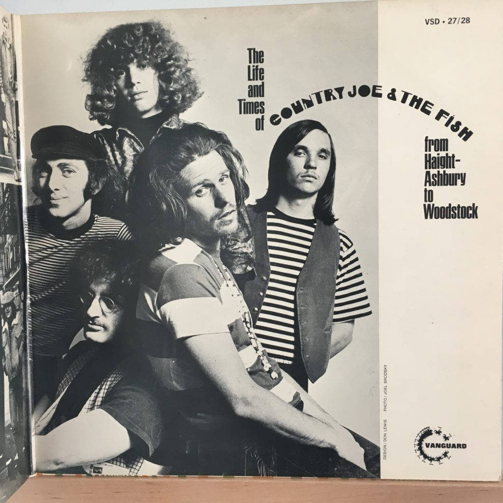 Life and Times gatefold right