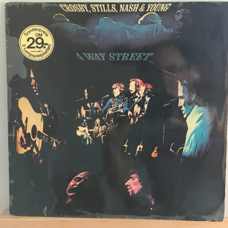 4 Way Street -- German pressing