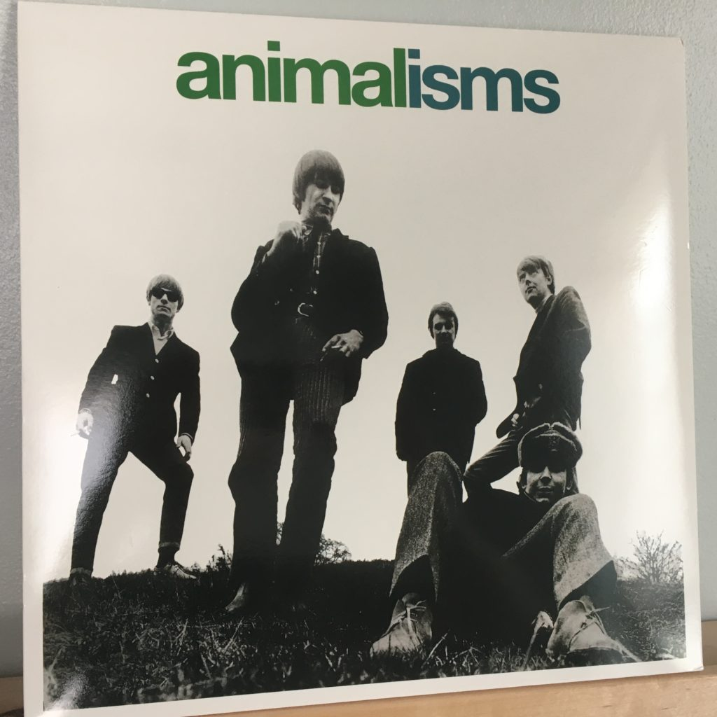 Animalisms -- 180gram re-release