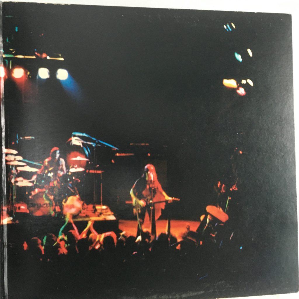 Argent Encore Live in Concert right gatefold