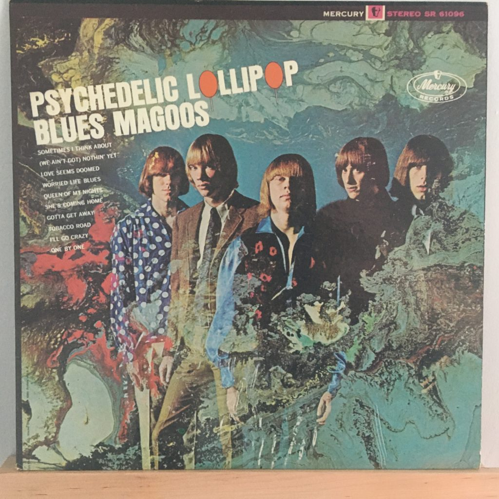 Psychdelic Lollipop