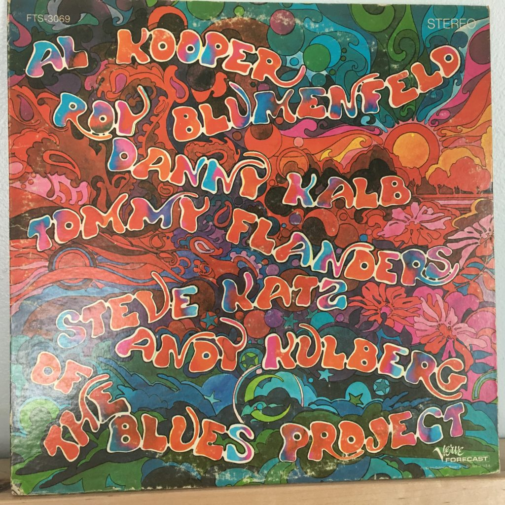 The Blues Project front cover