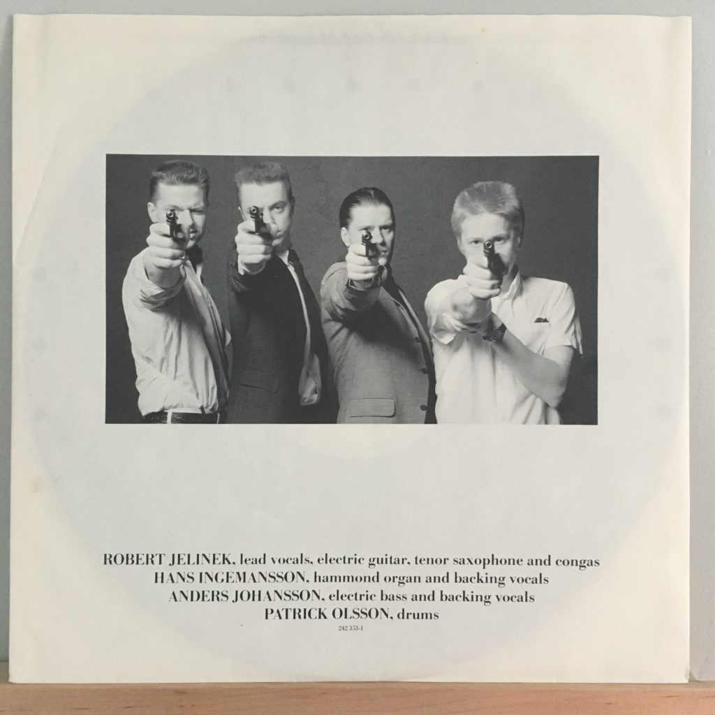 Sleeve photo for The Creeps