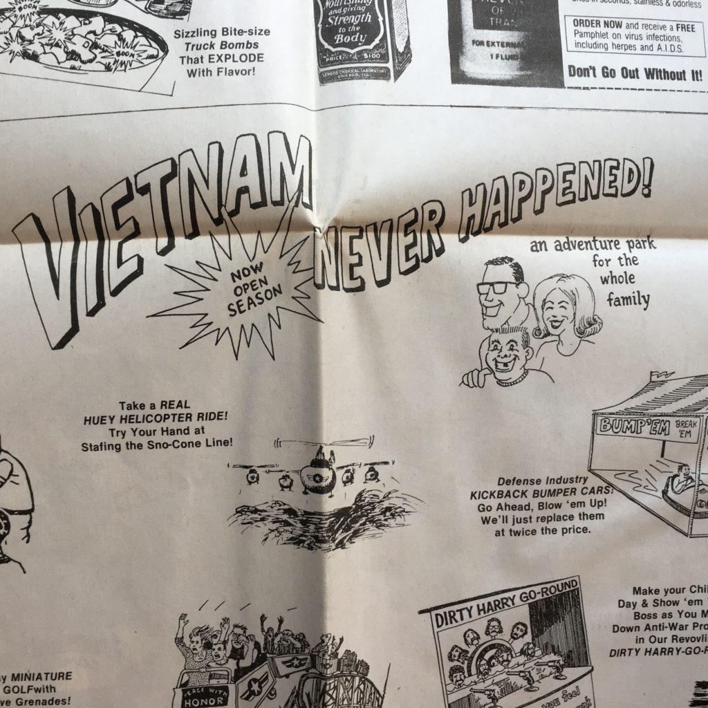 Vietnam never happened
