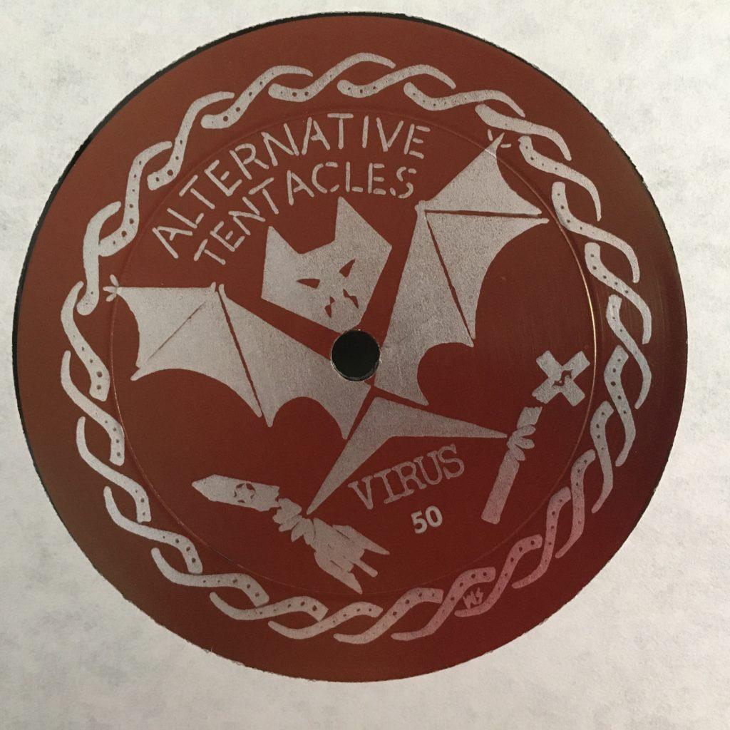 Alternative Tentacles label
