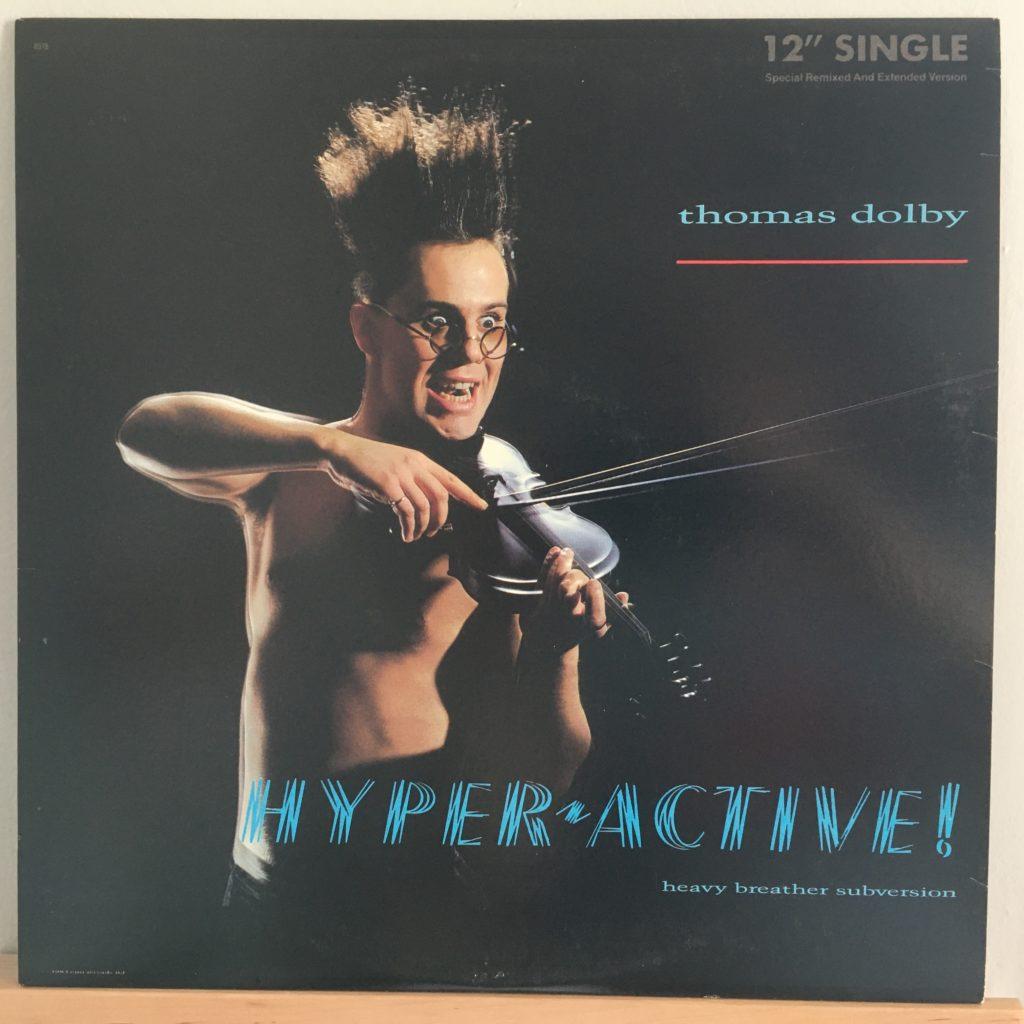 "Hyper-Active! 12"" Single"
