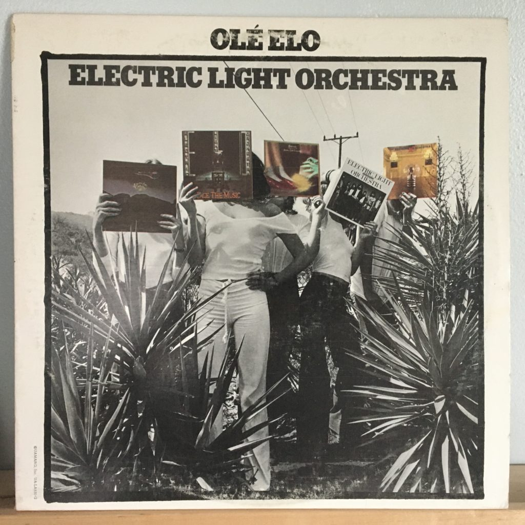 Front cover of Olé ELO