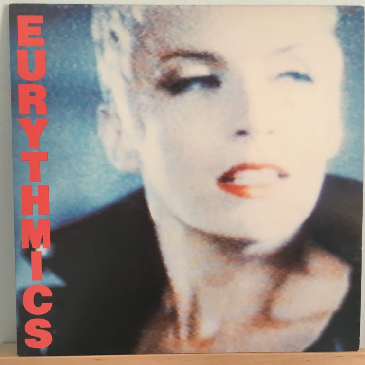 Eurythmics Be Yourself Tonight