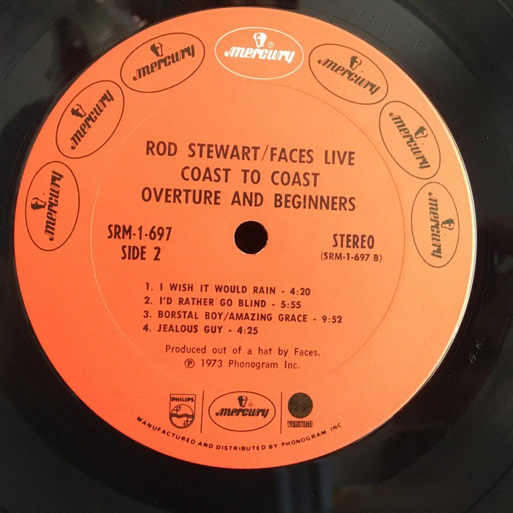 Coast to Coast label