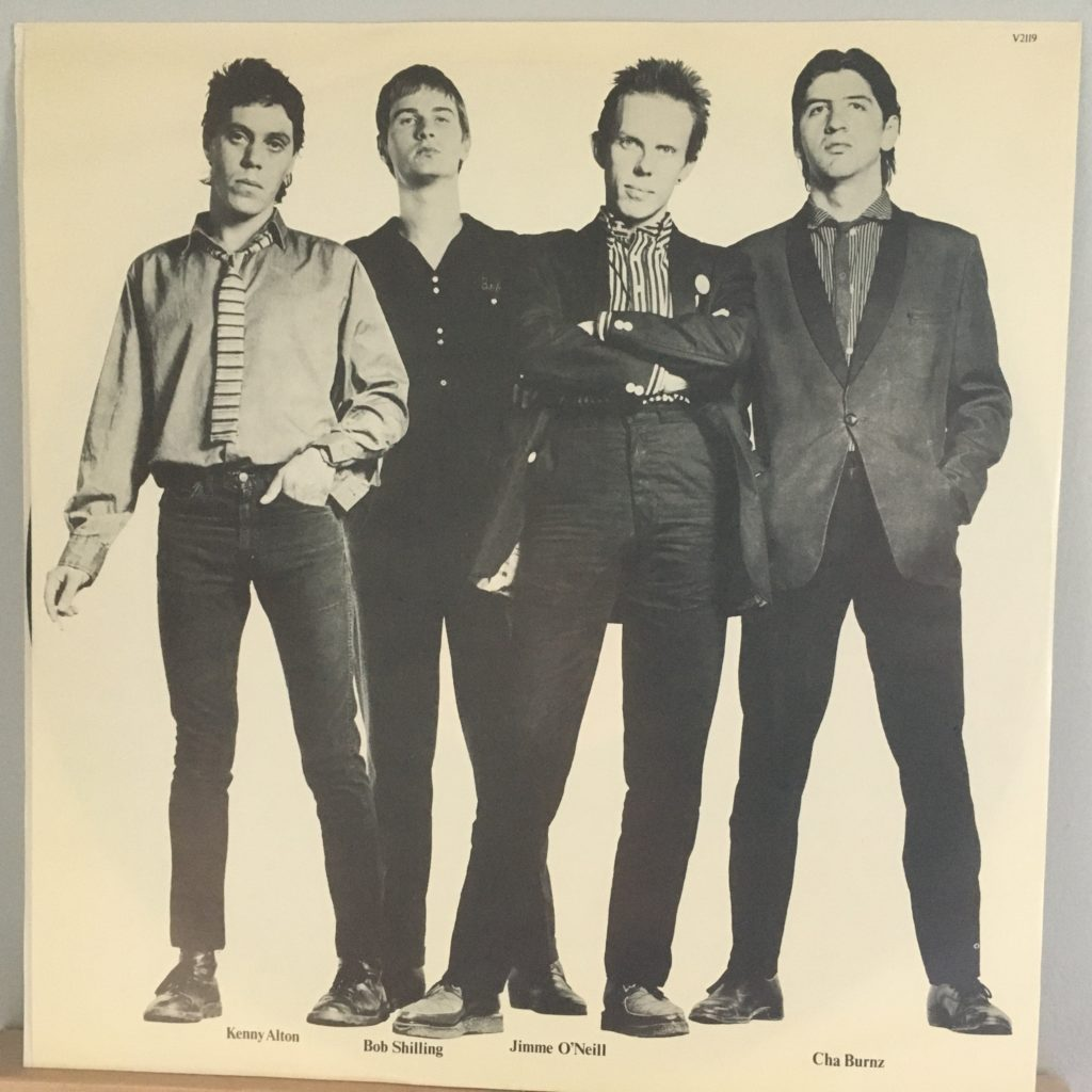The Very Dab picture sleeve