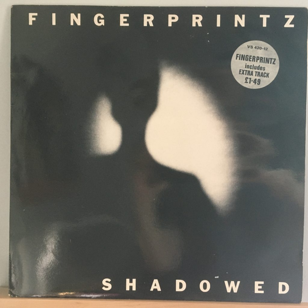 "Shadowed 12"" single cover"