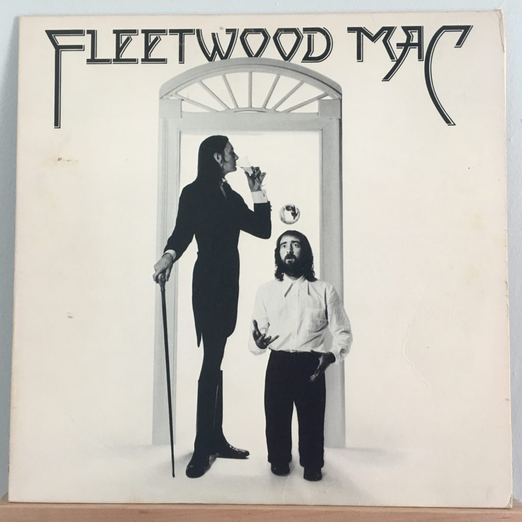 Fleetwood Mac front cover