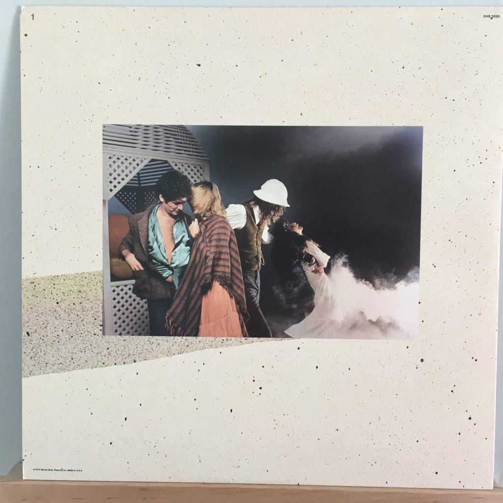 Tusk picture sleeve 1, side 1