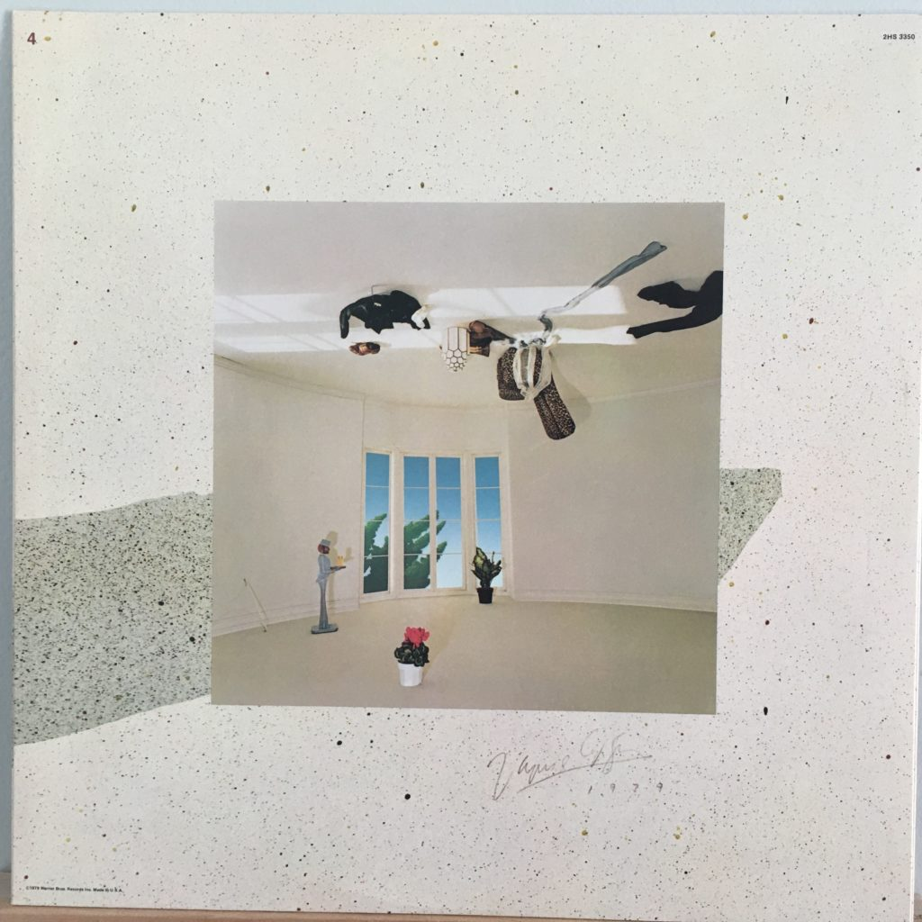 Tusk picture sleeve 2, side 4