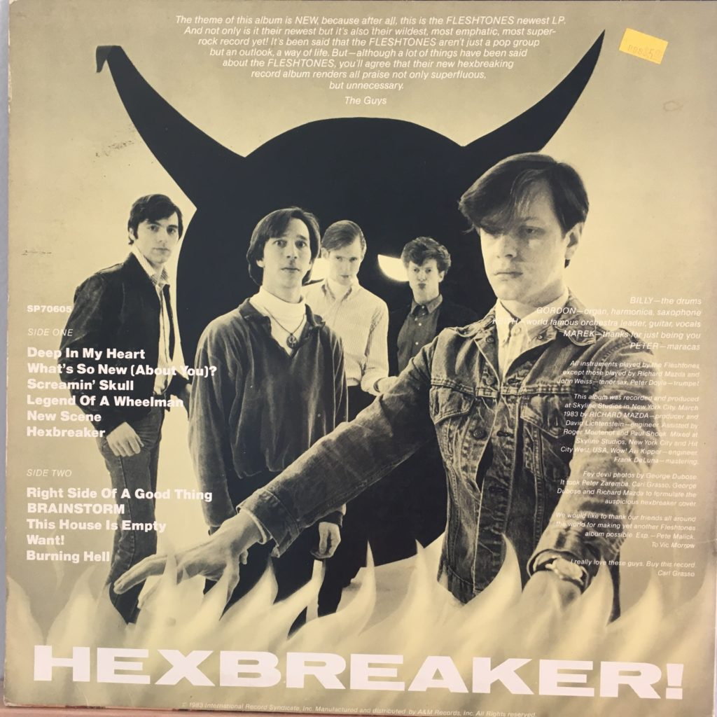 Hexbreaker! back cover