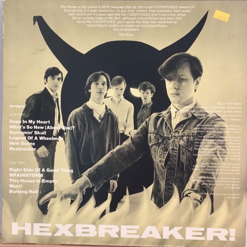 Hexbreaker! back cover
