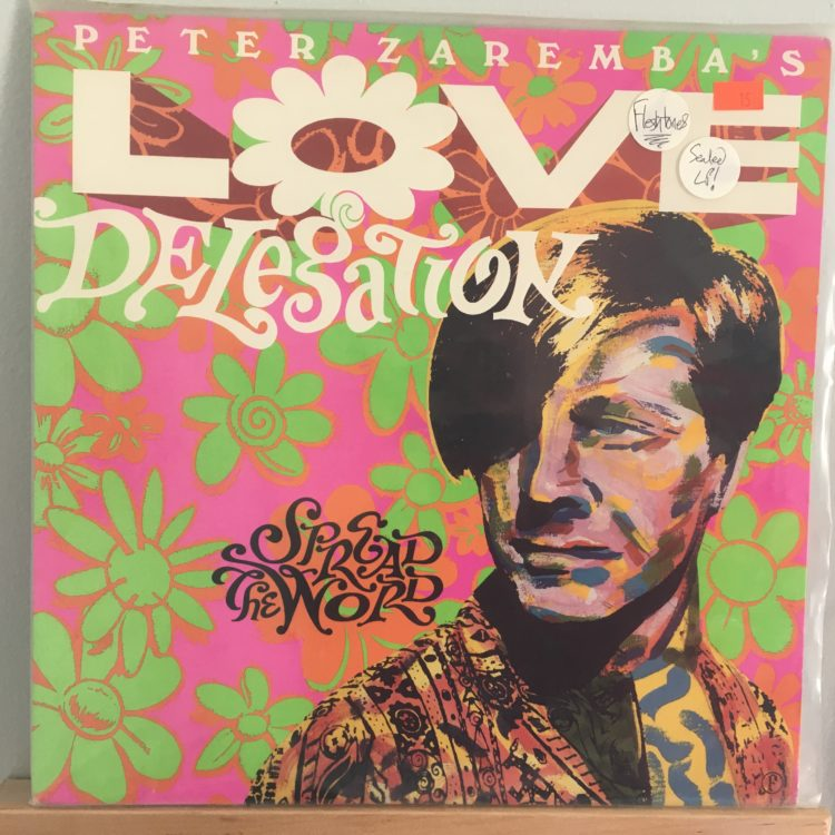 Love Delegation front cover