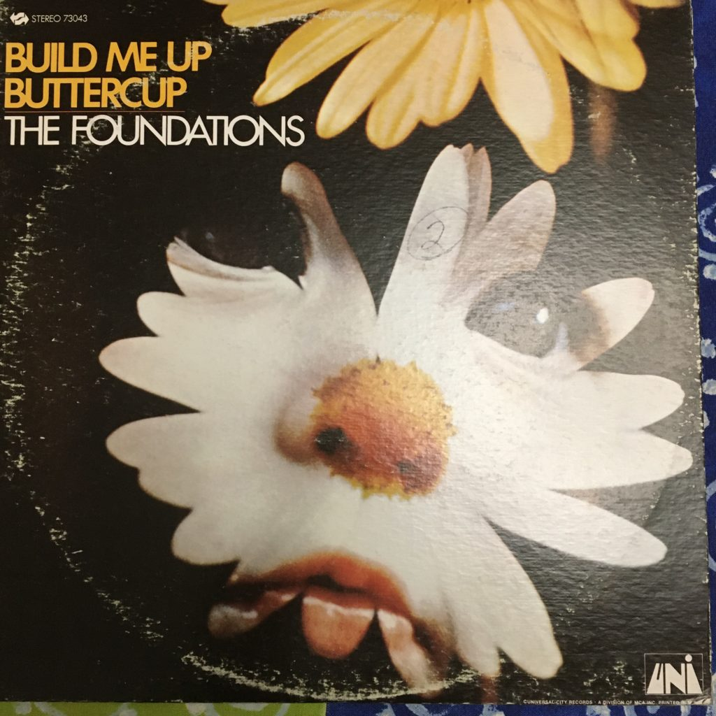 Build Me Up Buttercup album cover