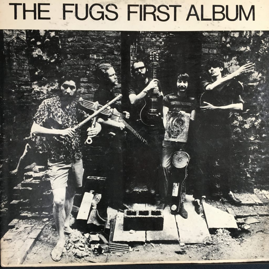 The Fugs First Album cover
