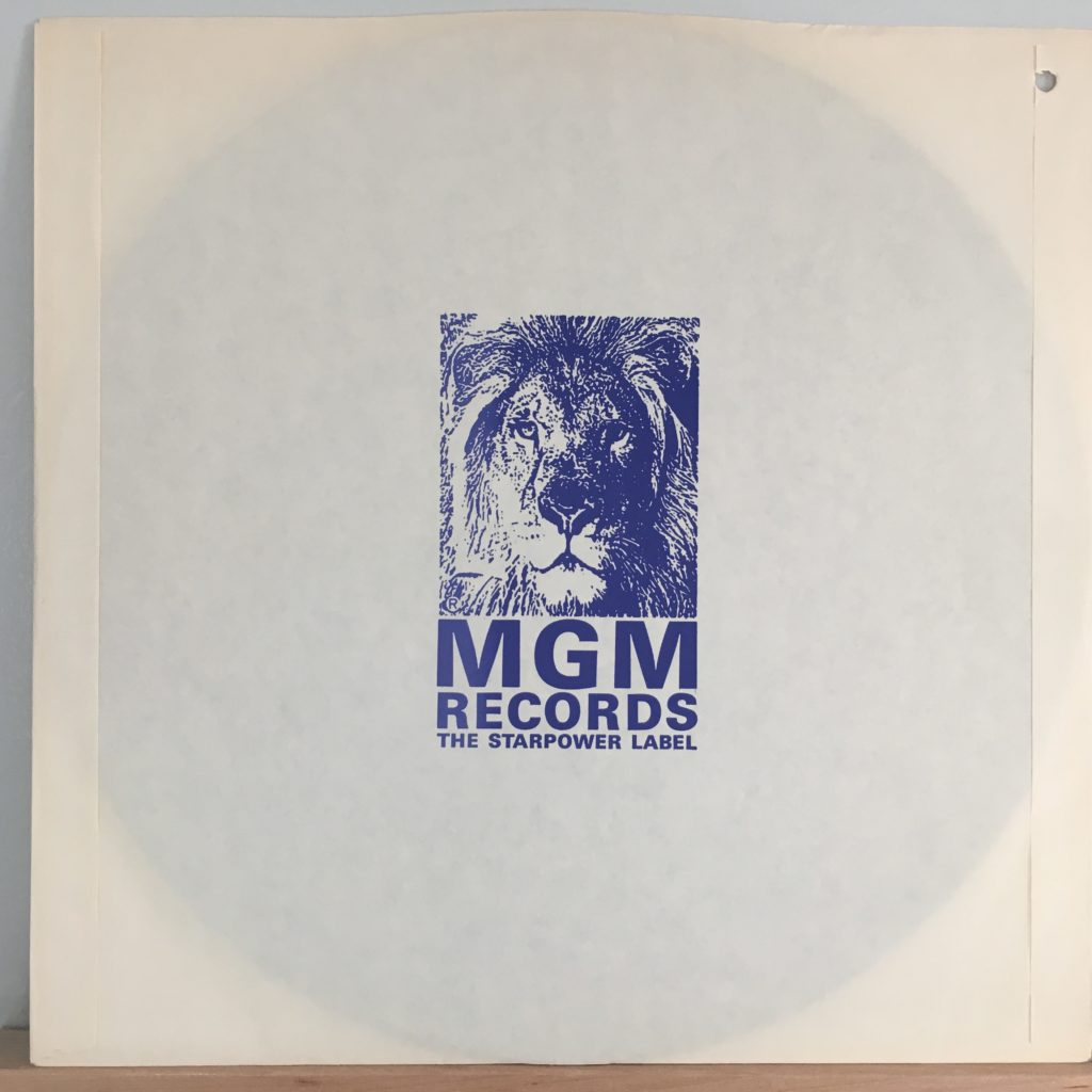 MGM Sleeve