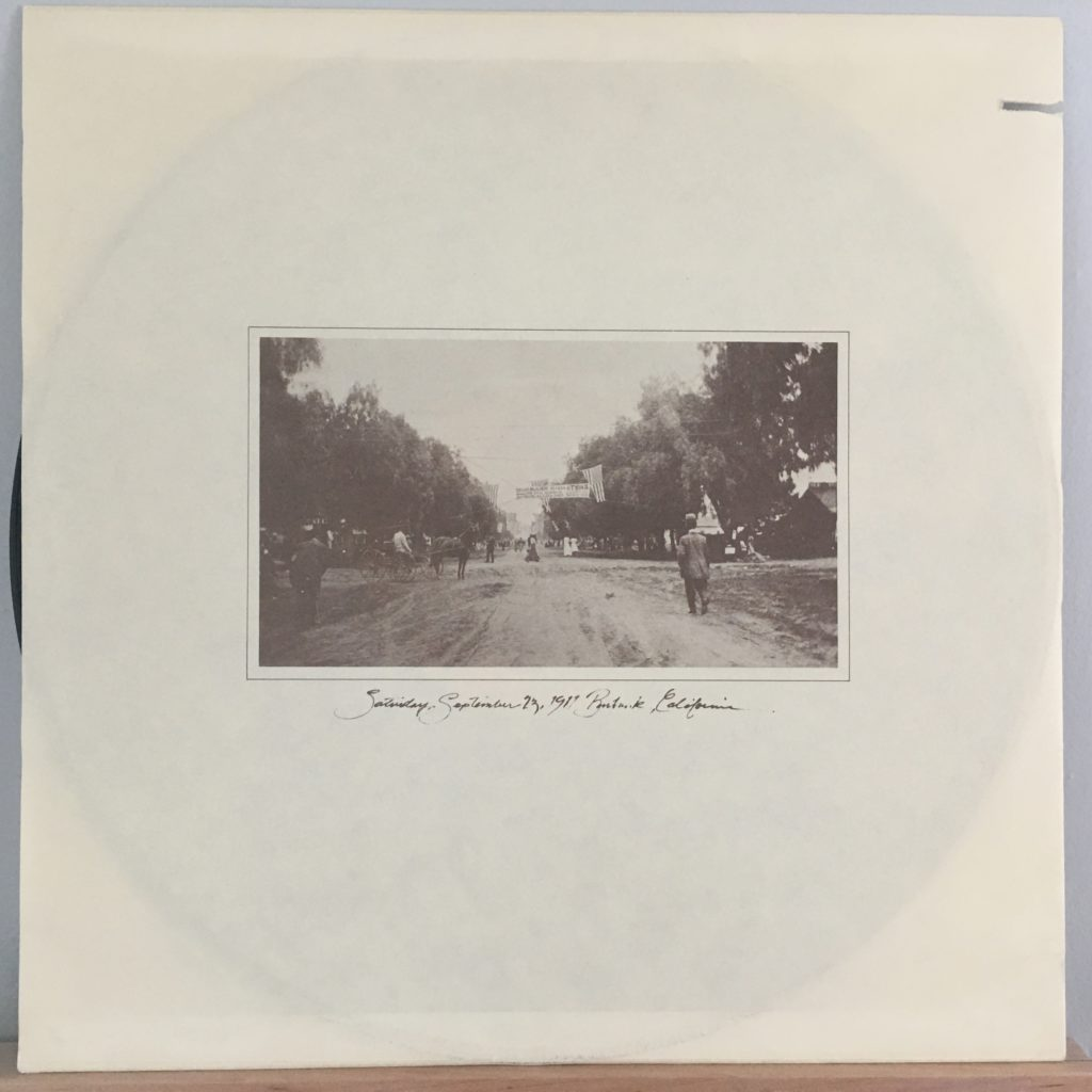 Another Warner/Reprise Loss Leaders promo sleeve