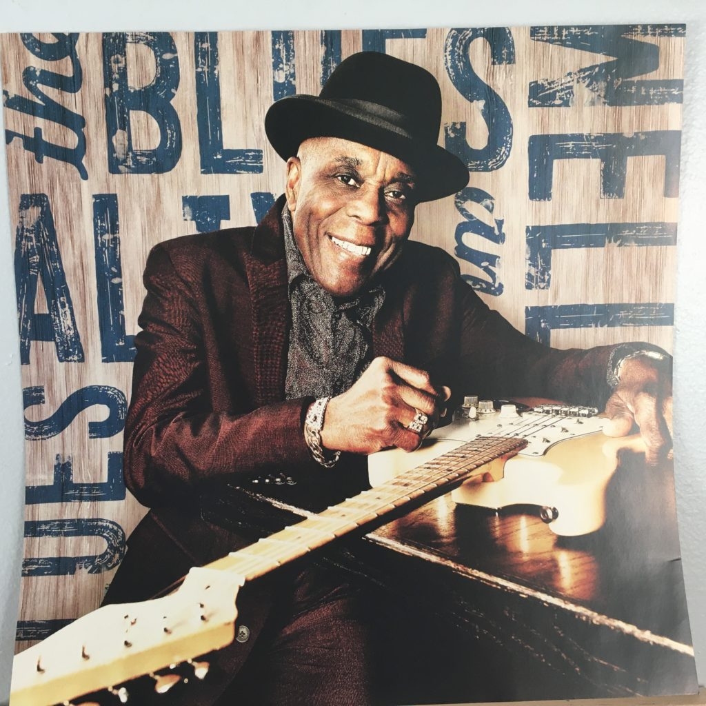 Buddy Guy picture insert