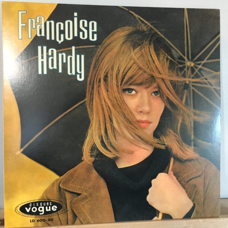 Francoise Hardy front cover