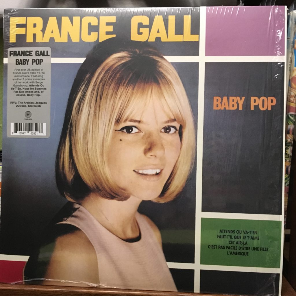 Baby Pop front cover