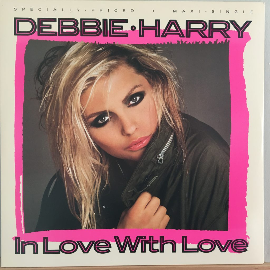 "In Love With Love 12"" single front cover"