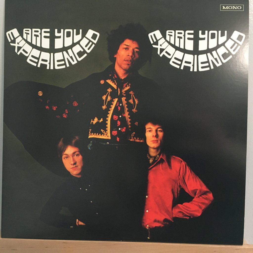 Are You Experienced front cover