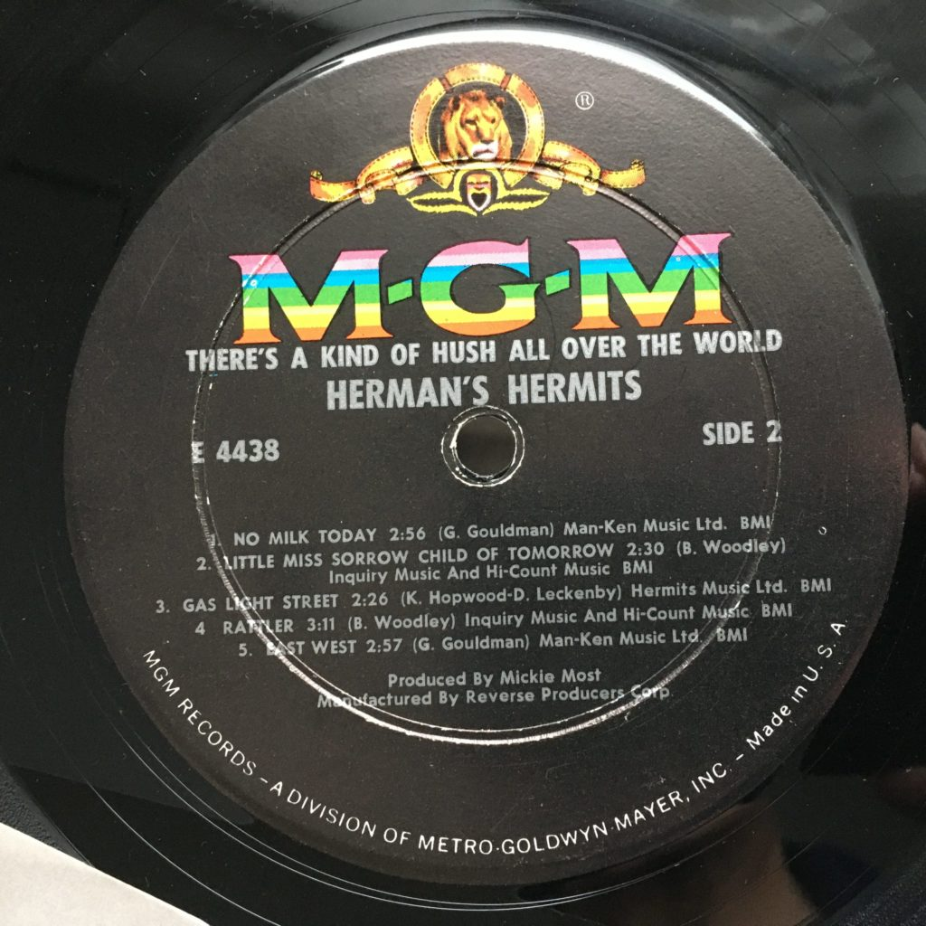 Classic MGM label