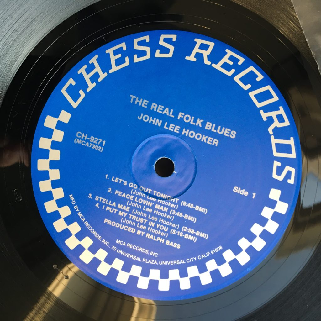 Chess Records label