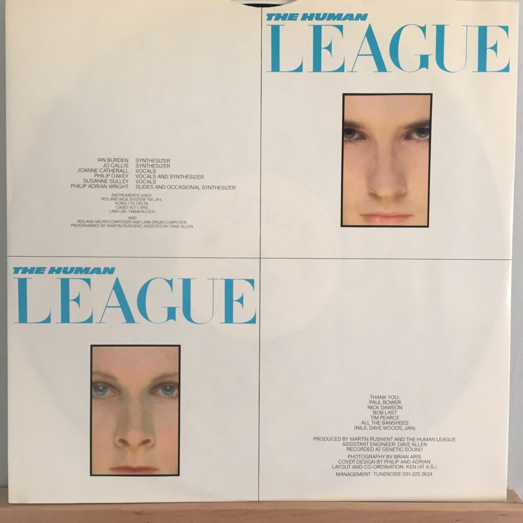 Dare picture sleeve