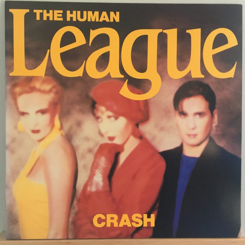 Crash front cover